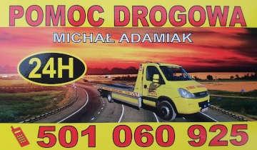 Pomoc Drogowa Michał Adamiak