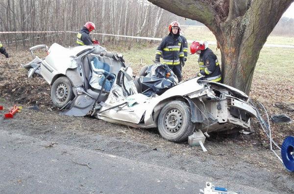 Śmiertelny wypadek w Makówce - Grodzisk News