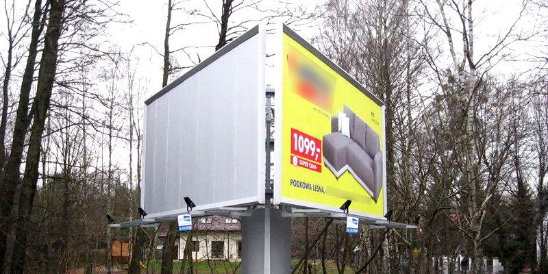 Burmistrz kontra nielegalne reklamy - Grodzisk News