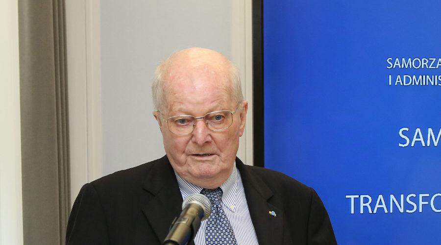 Zmarł prof. Jerzy Regulski - Grodzisk News
