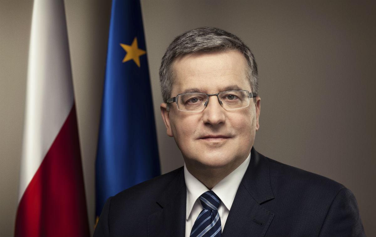 Bronisław Komorowski liderem w powiecie grodziskim - Grodzisk News