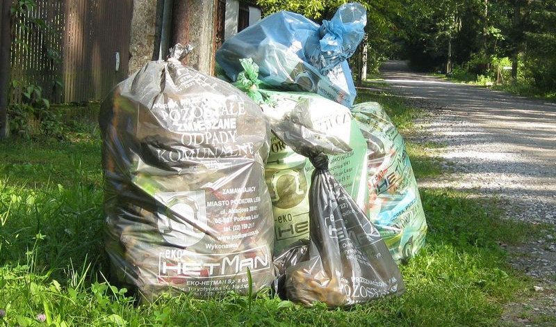 Zmiany w podkowiańskim systemie śmieciowym? - Grodzisk News