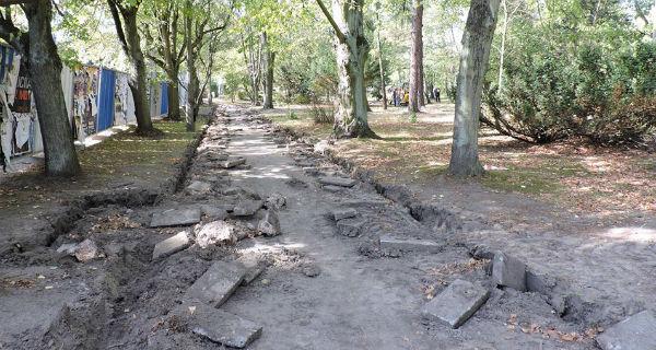 Rewitalizacja parku złapała poślizg, ale niegroźny - Grodzisk News