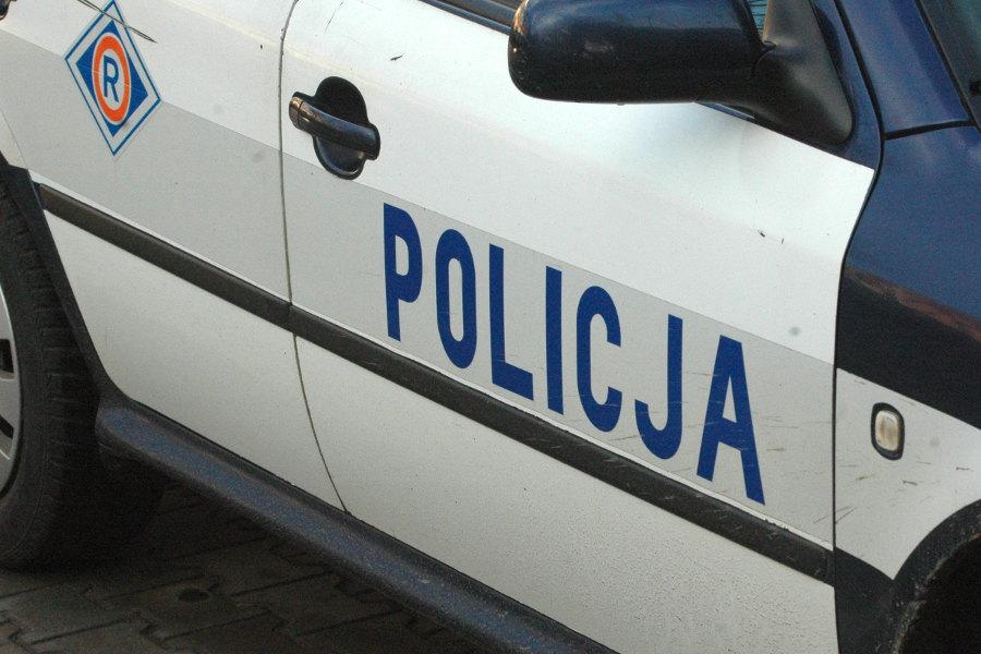 Interwencja policji w podkowiańskiej galerii - Grodzisk News