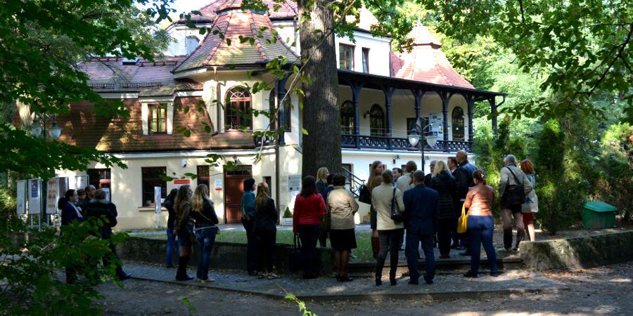 Samorządowcy z Ukrainy w Podkowie - Grodzisk News