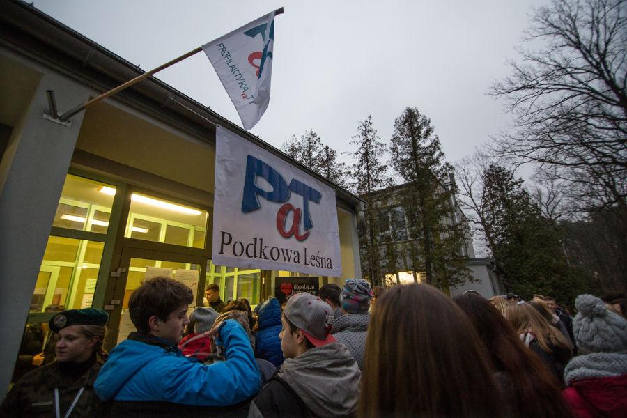 Masa atrakcji podczas II Przystanku PaT w Podkowie - Grodzisk News