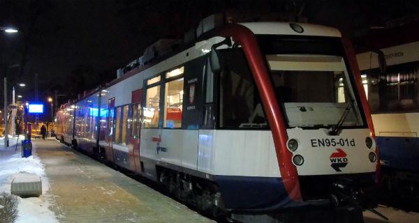 EN95 wrócił do regularnego kursowania - Grodzisk News