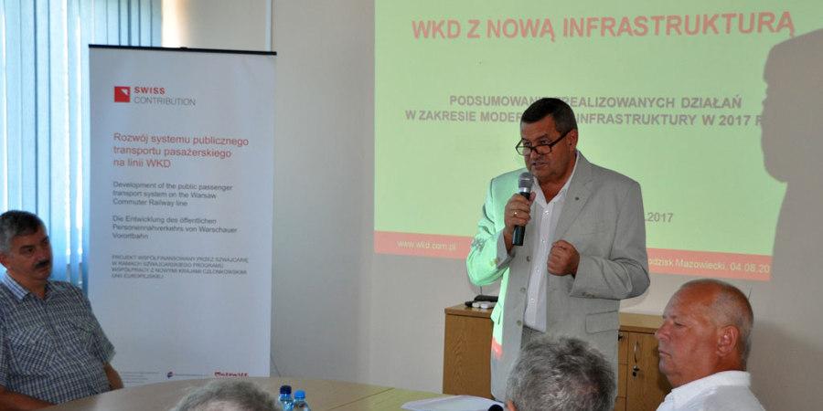WKD planuje kolejne inwestycje - Grodzisk News