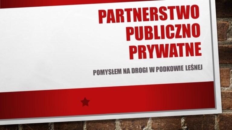 Podkowa postawi na partnerstwo publiczno-prywatne? - Grodzisk News