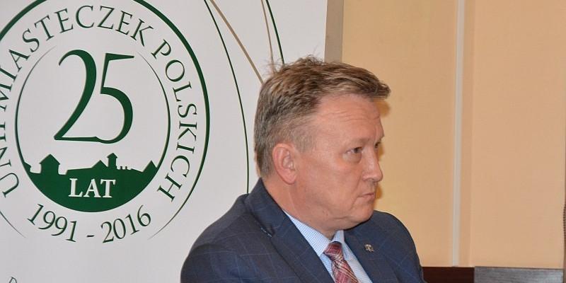 Burmistrz Podkowy prezesem Unii Miasteczek Polskich - Grodzisk News