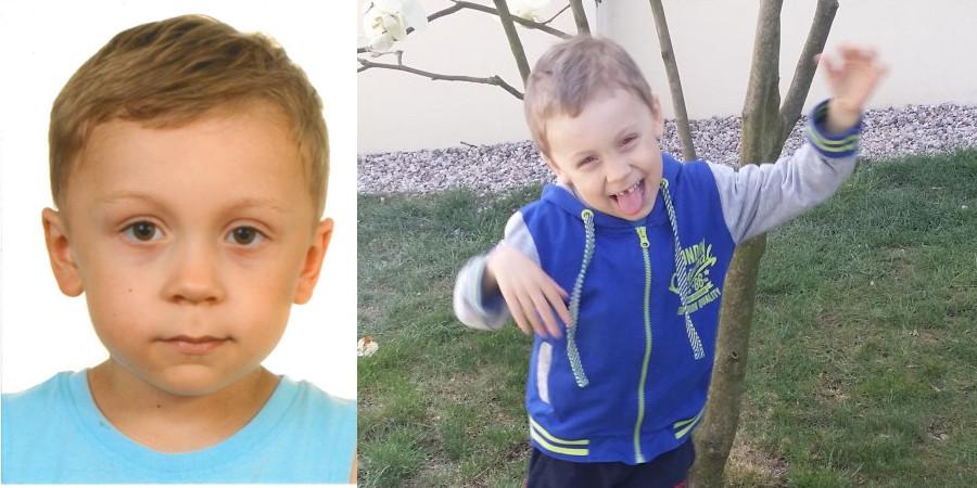 Trwają poszukiwania 5-letniego Dawida - Grodzisk News