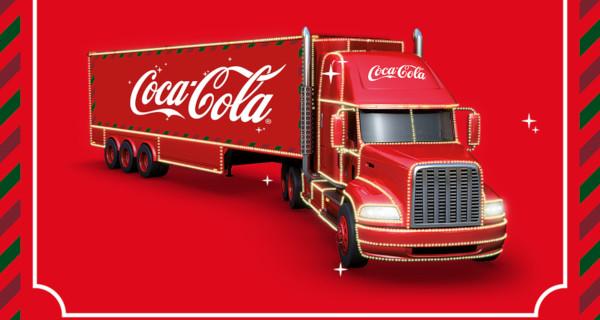 Dziesięć miejscowości wciąż z szansą na odwiedziny ciężarówki Coca-Coli - Grodzisk News