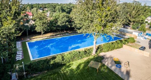 Milanowska impreza na basenie z okazji jego 50-lecia - Grodzisk News