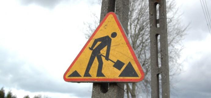 Uwaga, dziś i jutro w Książenicach utrudnienia w ruchu - Grodzisk News