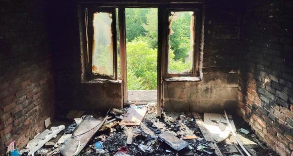 Babcia z dwojgiem wnucząt w pożarze stracili dach nad głową. Pomóżmy w odbudowie - Grodzisk News