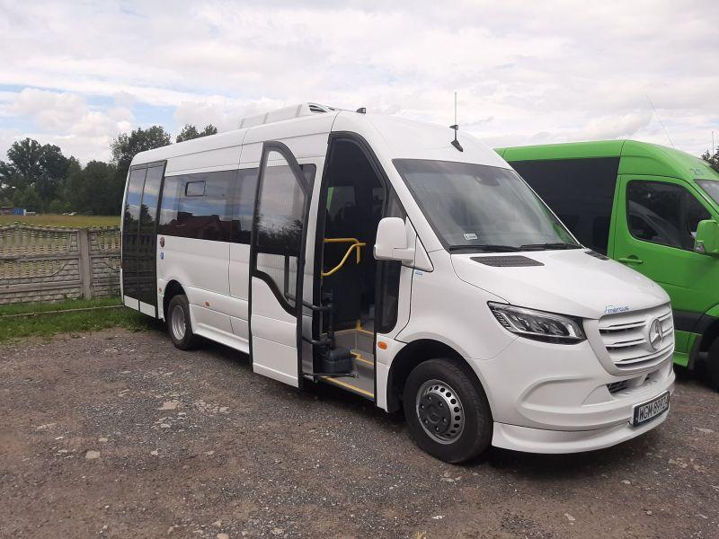 Nowe autobusy na nowych trasach - Grodzisk News