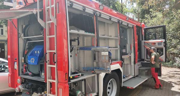 Wóz strażacki (nie) dla Podkowy już jest. Wkrótce przekazanie do Milanówka - Grodzisk News