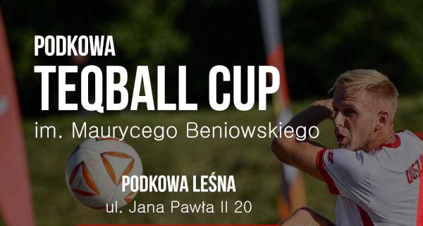 Teqballowy turniej z gwiazdami w Podkowie - Grodzisk News
