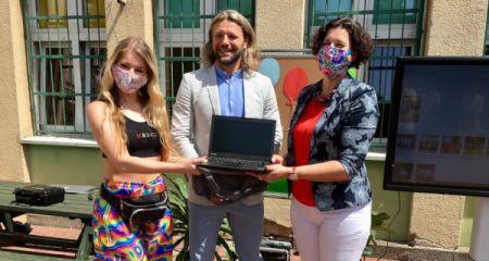 """""""Ekologiczne"""" komputery trafią do grodziskich uczniów - Grodzisk News"""