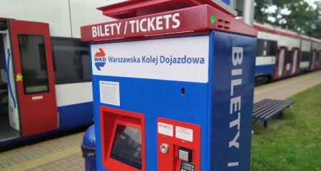 Kasy biletowe wukadki nieczynne w weekendy i święta. Tylko biletomaty - Grodzisk News