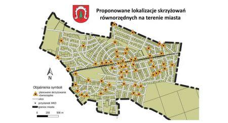 Trwają konsultacje w sprawie podkowiańskich skrzyżowań - Grodzisk News