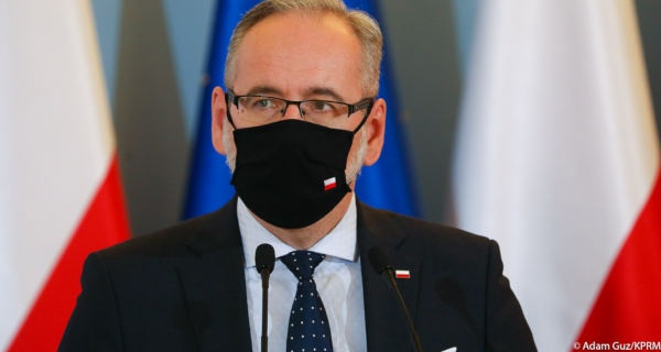 Niedzielski: Sytuacja epidemiczna stabilizuje się - Grodzisk News