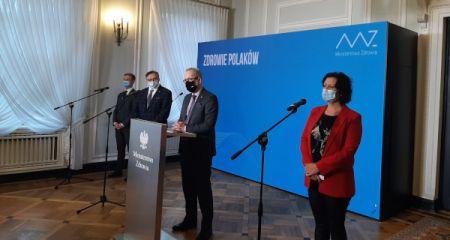 Niedzielski: Zdrowie Polaków to nie tylko koronawirus - Grodzisk News