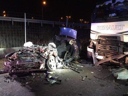 Tragiczny wypadek w Żabiej Woli. Dwie osoby nie żyją - Grodzisk News