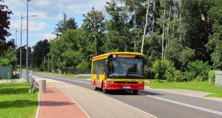 Trzy linie autobusowe zawieszone - Grodzisk News