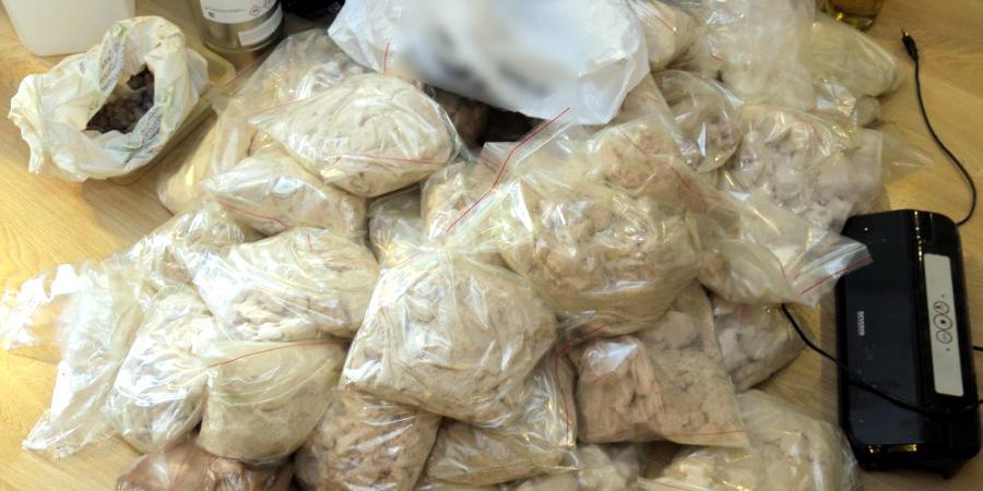 W mieszkaniu miał 50 kg narkotyków - Grodzisk News