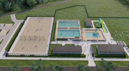 W okolicy powstanie kompleks odkrytych basenów? - Grodzisk News