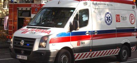 Zderzenie z drzewem w Golach. Nietrzeźwy kierowca - Grodzisk News
