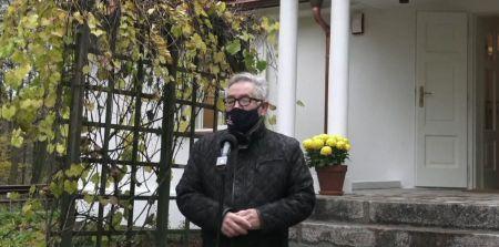 Zrewitalizowany Dworek Chełmońskich oficjalnie otwarty - Grodzisk News