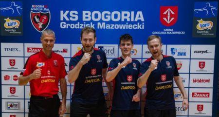 Bogoria Grodzisk mistrzem I rundy zasadniczej - Grodzisk News