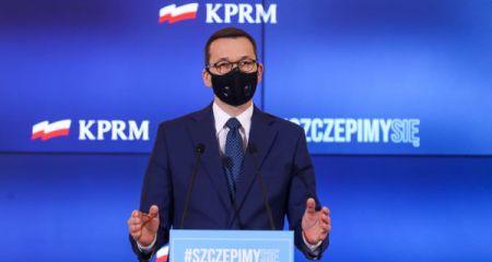 Morawiecki: Nie godzina policyjna, lecz apel o nieprzemieszczanie się - Grodzisk News