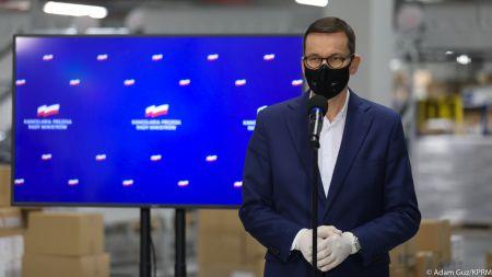 Morawiecki: Szczepienia darmowe i dobrowolne - Grodzisk News