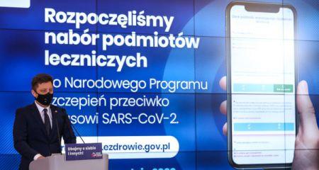 Rząd o szczegółach programu szczepień - Grodzisk News