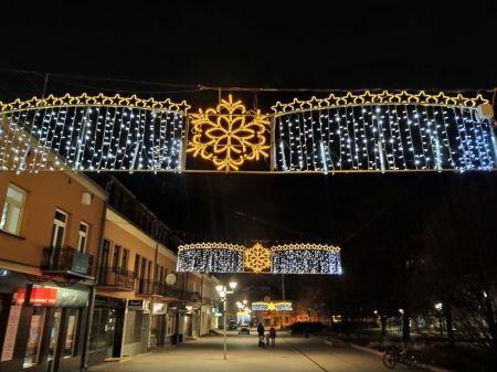 Świąteczne iluminacje znów zdobią miasto - Grodzisk News