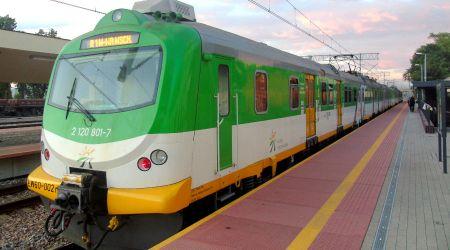 Zmiany w kursowaniu pociągów, wzajemne honorowanie biletów - Grodzisk News