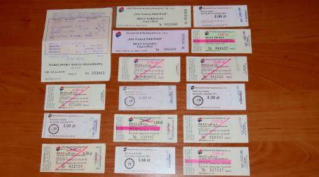 Bilety kartkowe odchodzą do lamusa - Grodzisk News