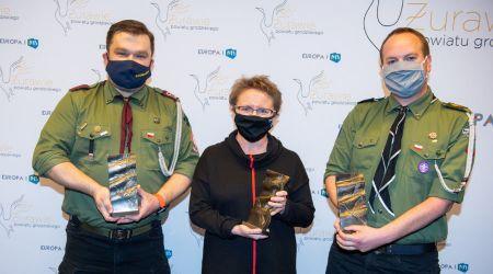 Nagrodzeni Żurawiami - Grodzisk News