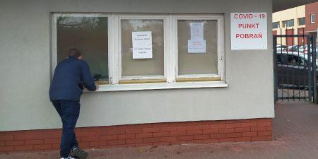 Raport MZ: Kilka osób z pozytywnym wynikiem w powiecie grodziskim - Grodzisk News