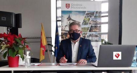 Umowa na przebudowę OSP w grodziskiej gminie podpisana - Grodzisk News
