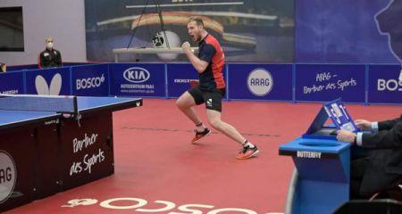 Pavel Sirucek tenisistą stołowym roku w Czechach - Grodzisk News