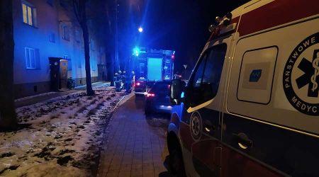 Wypadek, pożar i otwarcie mieszkania – trzy interwencje strażaków [FOTO] - Grodzisk News