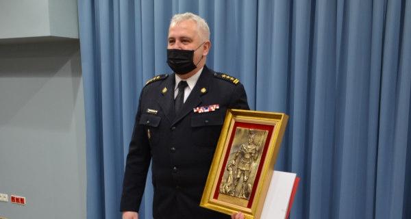 Zmiana warty na stanowisku komendanta straży pożarnej w Grodzisku - Grodzisk News