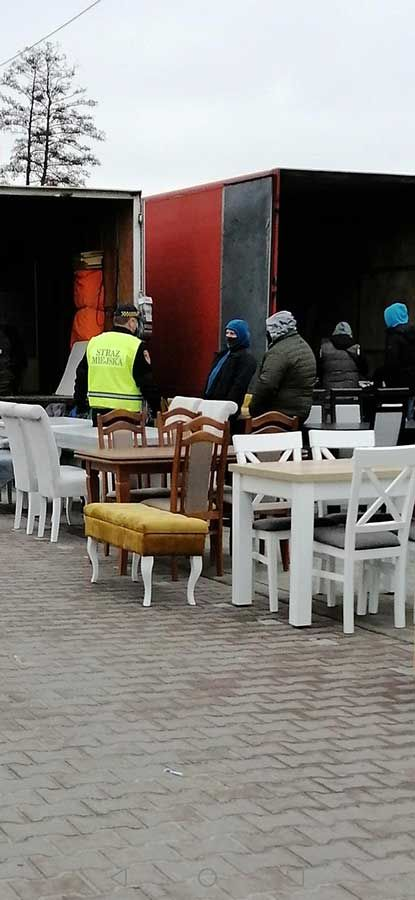Kontrole straży miejskiej m.in. na targowisku - Grodzisk News