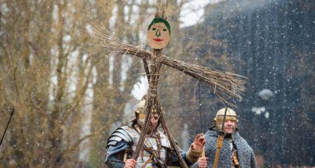 Marzannę w Grodzisku topili... rzymscy legioniści. Zobacz zdjęcia - Grodzisk News