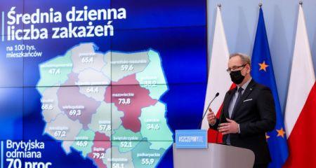 Nowe dane z powiatu i kraju - Grodzisk News