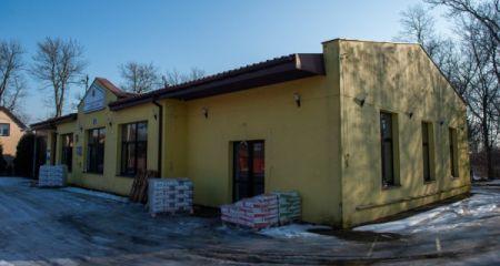 Remont świetlicy w Kłudnie Starym - Grodzisk News